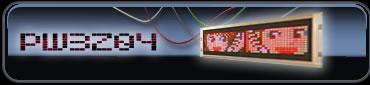 LED看板PW3204
